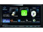 Kenwood DDX9702S Android/Apple Double Din with BT & HD Radio