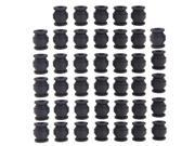 40Pcs 200g FPV Vibration Damping Balls for Gimbals Gopro DJI Quadcopter Aerial Photograpy Black((Vibration Damping Balls,FPV Vibration Damping Balls)) 9SIA8PW3397842