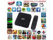 M8S S812 4K Quad Core Android Fully Loaded Kodi Xbmc Set-Top Box Movie Live Tv