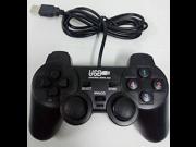Wired USB Vibration Shock Gamepad Game Controller Joystick Joypad Black 9SIA8S34656743