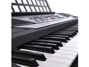 61 Key Electric Piano Digital Personal Electronic Music Keyboard Beginner