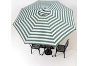 10Ft 8 Rib Umbrella Replacement Cover Canopy Patio Outdoor Market Deck Yard Top 9SIA8SK3U72389