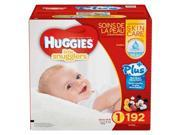 Huggies® Little Snugglers Plus Diapers Size 1 192ct