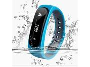 Bluetooth Pedometer Wristband Sport Band B1 Health Electronic Bracelet   Tracker Call Reminder Sleep Monitor Smartwatch - Black