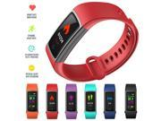 S9 Bluetooth 4.0 Smart Wristband Band Heart Rate Monitor Sport Smartwatch - Black