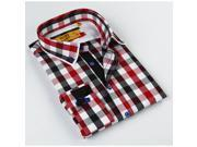 Brio Milano Men's Button-down Shirt 100% Superfine Cotton