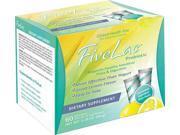 Global Health Trax Fivelac Probiotic Natural Lemon Flavor 60 Ct