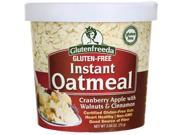 Glutenfreeda Instant Oatmeal - Cranberry Apple with W 2.64 oz Pkg 9SIA8UA6599268