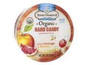 Torie & Howard Organic Hard Candy - Blood Orange & Hone 2 oz Pkg 9SIAD245CB3783