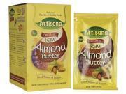 Organic Raw Almond Butter 10/1.06 oz Pkts