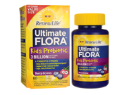 Renew Life Ultimate Flora Kids Probiotic 60 Chwbls