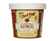 Bob's Red Mill Gluten Free Oatmeal Brown Sugar and Mapl 2.15 oz (61 g) Pkg 9SIA8UA6598800