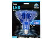 Feit PAR38/B/LEDG5 LED Blue PAR38 Reflector