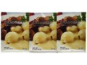 Ikea Swedish Meatball Sauce- (Graddsas) / 3 Pack