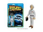 Funko Back to The Future Doc Emmett Brown ReAction Figure 9SIAD245E55309