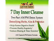 Country Farms 7 Day Inner Cleanse, 6.08 Ounce