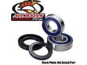 Front Wheel Bearing Kit Honda XR400R 400cc 96 97 98 99 00 01 02 03 04