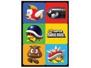 Super Mario Bros. Sticker Sheets [4 Sheets]