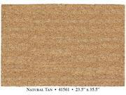 DeCoir 24 x 36 Natural Tan
