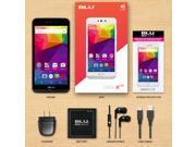 BLU Dash X LTE Smartphone - GSM Unlocked - Black8GB