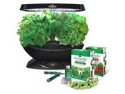 Miracle-Gro AeroGarden 7 LED with Gourmet Herbs Seed Pod Kit, Bonus Cherry Tomato Seed Pod Kit and Gardening Shears