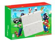 Nintendo 3DS Super Mario White Edition Nintendo 3DS Game Console System