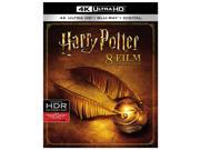 Harry Potter 8-film Collection 4k UHD Blu-Ray + Digital Set