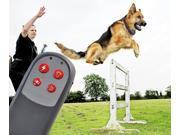 250m Control Remote Dog Training Static Shock Collar Free Anti Bark Stop NE#2 9SIA8XH5BG2510