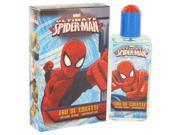 Spiderman by Marvel for Men - Eau De Toilette Spray 3.4 oz 9SIAAS44499832