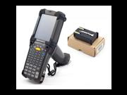 Motorola MC9090 Mobile Computer ( Gun, WiFi, 2D+1D Hybrid Barcode Scanner, 53 Key Keyboard, Windows Mobile 5, Bluetooth, P/N: MC9090-GK0HJEFA6WR )
