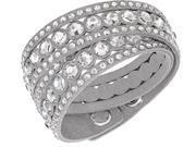 Swarovski Slake Gray Dot Bracelet - 5201119