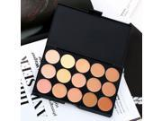 15 Color Professional Makeup Facial Concealer Camouflage Palette Eyeshadow ftf