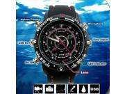 8GB Camcorder Waterproof Watch Camera DVR Video Recorder Cam 1280*960 Photo