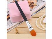 Hot Tapered Pattern Nylon Feather Make Up Face Foundation Brush Cosmetic Tool 9SIV0KY4461381