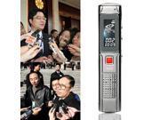4GB Stereo USB Digital LCD Audio Voice Recorder MP3 Player Recording Pen