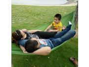 Portable Nylon Hammock Parachute Bed for 2 Persons Travel Camping Outdoor