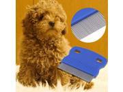 Pet Cat Dog Small Steel Fine Toothed Grooming Flea Comb Debris Removal Tool 9SIV0KY4BF2410