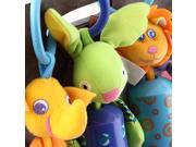 New Baby Toys Crib Stroller Plush Cartoon Hanging Baby Rattle Ring Bell 9SIV0MB57C9838