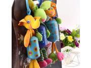 New Baby Toys Crib Stroller Plush Cartoon Hanging Baby Rattle Ring Bell 9SIV0MB57C6860