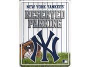 New York Yankees Metal Parking Sign 9SIA5VG2FK5418