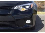 Genuine Toyota OEM Accessory 2014-2016 Corolla LED Fog Light Kit