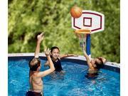 Jammin Above Ground Pool Basketball Game Set