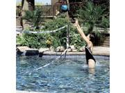 Interfab On-Deck Mounted In Ground Swimming Pool Volleyball Game