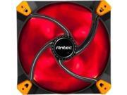 Antec TRUEQUIET120RED Cooling Fan - 1 X 120 Mm - 1000 Rpm - Silicon - Retail