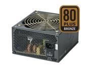 Coolmax 14509 Zu-700B Atx12V & Eps12V Power Supply - 110 V Ac, 220 V Ac Input Voltage - Internal - Modular - Ati Crossfire Supported - Nvidia Sli Supported