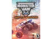Encore Software 36890 Monster Jam Battlegrounds Brings The Ever-Popular Touring Show Straight To The F