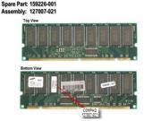 HP 159226-001 Mem Dimm 128Mb Sdram