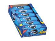 Nabisco 00440000470000 Oreo Cookies Single Serve Packs, Chocolate, 2.4Oz Pack, 6 Cookies/Pack, 12Pk/Bx 9SIA2F85CE6133