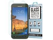EMPIRE Samsung Galaxy S7 Active Tempered Glass Screen Protector Cover Clear 9SIA1SJ4RA5381