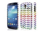 Samsung Galaxy S4 Case, EMPIRE Signature Series One Piece Slim-Fit Case for Samsung Galaxy S4 - One Black Mustache 9SIA1SJ3YK7603